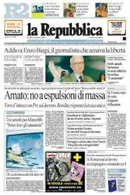 Most popular Italian newspaper